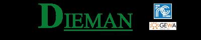 Dieman | Material Eléctrico Logo