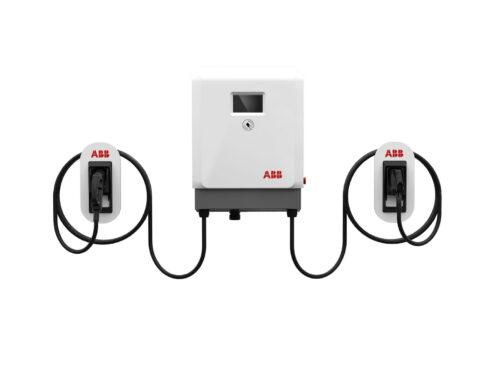 Dieman incorpora los nuevos cargadores de vehículo eléctrico de ABB